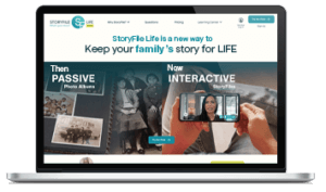 Try StoryFile Life for Free