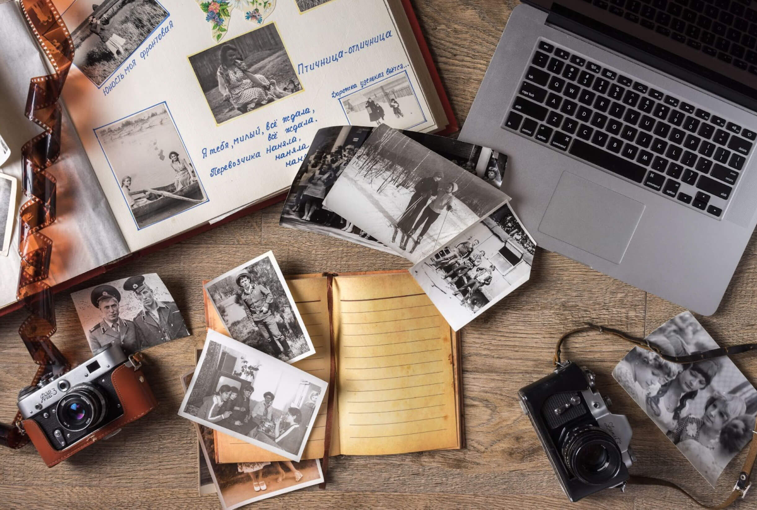 If Photos Could Talk! How to Use Photographs to Inspire Stories