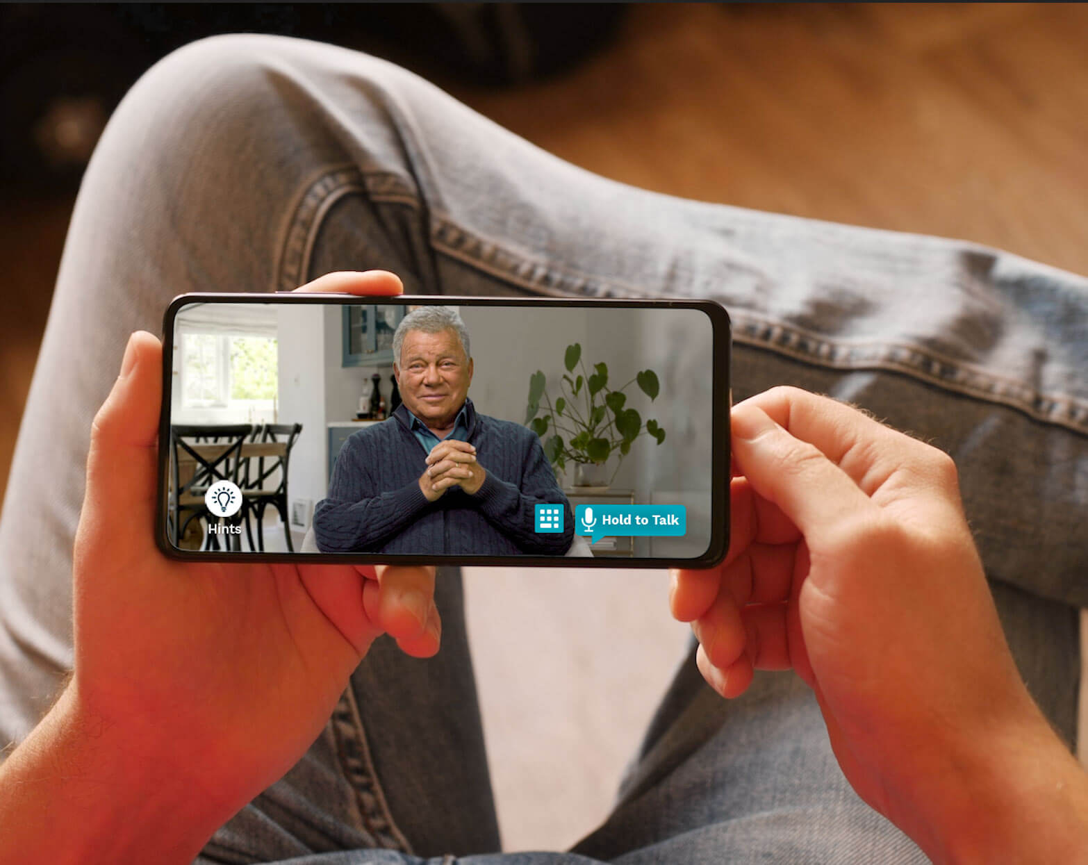 AI for Everyone: William Shatner and StoryFile Give New Tech to the People